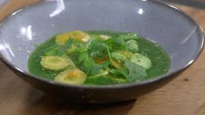 recettes de cuisine tf1 13h recette de soupe glacée de concombre petits plats en equilibre