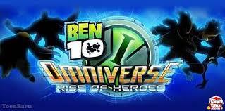 ben 10 omniverse rise heroes u2022 toonbarntoonbarn