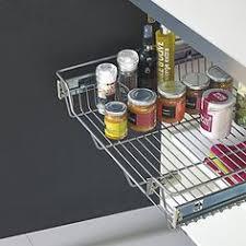 panier coulissant pour cuisine panier coulissant pour meuble l 60 cm cuisine leroy merlin