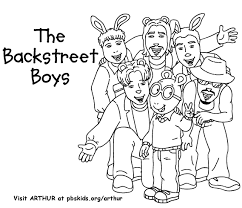 arthur backstreet pbs kids