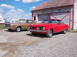dodge dart plymouth 1965 plymouth barracuda and 1965 dodge dart gt