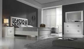 Magnificent  Flat Panel Bedroom Ideas Design Decoration Of - Black white and silver bedroom ideas