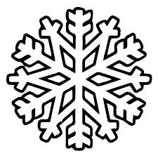 coloring pages printable snowflake template printable snowflake
