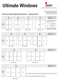 How To Measure For Sliding Closet Doors by Closet Door Opening Choice Image Doors Design Ideas