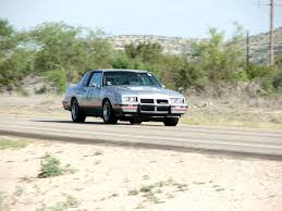 Will Pontiac Ever Return This 1986 Grand Prix 2 2 Can Conquer Modern Muscle At 160 Mph