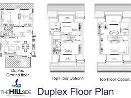 duplex apartment plans interior design
