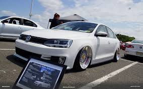 h2oi 2014 u2013 mazda fitment 100 volkswagen jetta custom white vw jetta rocking a set of