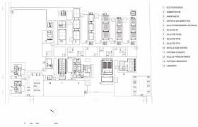Ground Floor Plan Gallery Of Laayoune Technology Saad El Kabbaj Driss