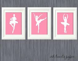 Ballerina Decorations Ballerina Wall Art Images U2013 Musingsofamodernhippie