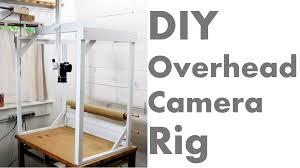 photography shooting table diy diy how to overhead camera rig youtube