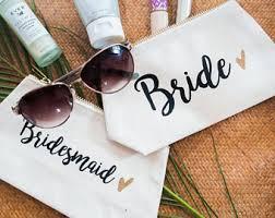 Bridal Makeup Bags Handmade Bride Makeup Bag Etsy