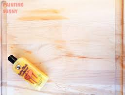 mineral oil conditioner painting sunny ps butcher block 13