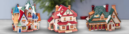 home interior figurines lemax retired products