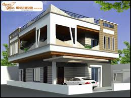 modern duplex house plans unique duplex house plan 20 x 40 site