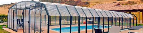 Swimming Pool Canopy by Retractable Swimming Pool Enclosure Oceanic High Sunrooms