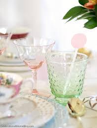 bridesmaid luncheon ideas bridesmaid luncheon with menu recipes mod meets vintage style