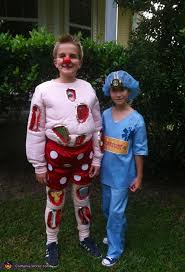 halloween costumes for siblings that are cute creepy and