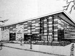architecture building drawing