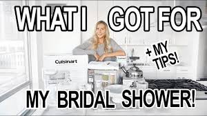 my bridal registry home haul what i got for my bridal shower registry tips