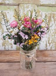 Vases For Bridesmaid Bouquets Best 25 Dried Flower Bouquet Ideas On Pinterest Wedding Dried