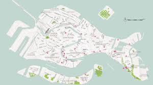 Map Of Venice Five Must See Venice Pavilions News Art Fund