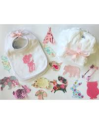 baby shower kits hot sale woodlands animals baby shower kit 25 appliques baby