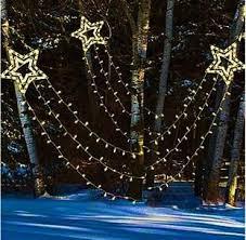 led shooting star lights excellent design shooting star christmas light lights string gemmy
