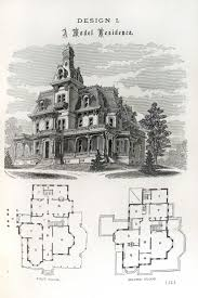 Small Victorian Homes by 2369 Best 1800 U0027s 1940 U0027s House Plans Images On Pinterest Vintage