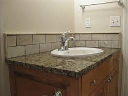 bathroom backsplash designs class bathroom sink backsplash stylish ideas removing the