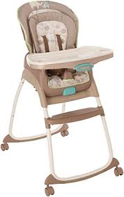 Bye Bye Baby High Chairs Amazon Com Ingenuity Trio 3 In 1 Deluxe High Chair Sahara Burst