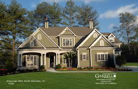 craftsman style house plans two story green trace craftsman home plan d house plans and more gray