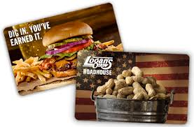 fast food gift cards gift cards logans roadhouse