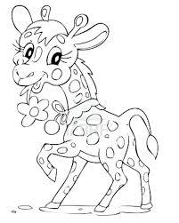 imagenes de jirafas bebes animadas para colorear bebe jirafa para colorear jirafa bebe para colorear kles info