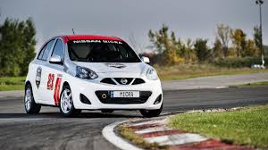nissan micra in usa nissan introduces the cheapest race car in canada video photo