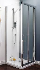 bi fold shower enclosures ryans direct