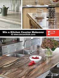Kitchen Makeovers Contest - formica countertop contest creative home pinterest