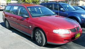 2002 holden commodore wagon partsopen