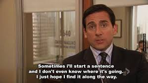 Interview Meme - don t let your words get away from you in your interview practice
