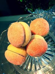 breskvice croatian peach cookies tour dalmatia