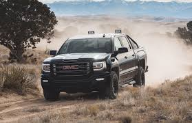 chevy terrain gmc sierra all terrain x slightly upping the off road ante news