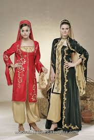Ottoman Clothing Turkish Wedding Abaya Clothes Ottoman Style New