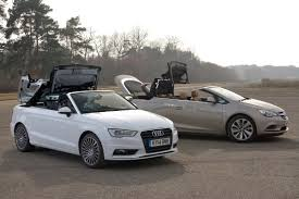 opel cascada convertible audi a3 cabriolet vs vauxhall cascada pictures audi a3