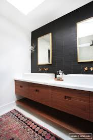 Black Bathroom Tiles Ideas Best 10 Black Tile Bathrooms Ideas On Pinterest White Tile