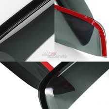 truck rear window guard 14 honda ridgeline truck smoke tint side window visor shade