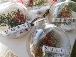 clear ornament ideas 12 ornament ideas