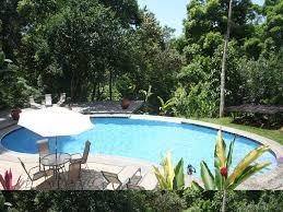 Backyard Pool Ideas by Backyard Green Trees Around In Backyard Pool Ideas With Tiny