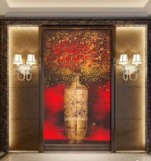 Home Decoration Videos Continental Abstract Entrancechinese Wall Art Home Decor 80x160cm