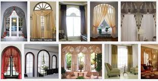 Curtains For Windows With Arches Window Curtains Picture Of Arch Windows Curtains Decoration Ideas