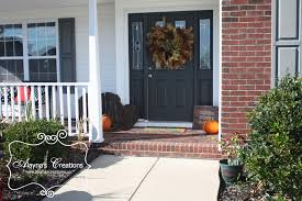 decorate house for halloween front porch decorations archives diy home decor and crafts