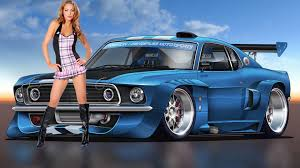 sport cars with girls photo collection muscle cars and girls wallpaper